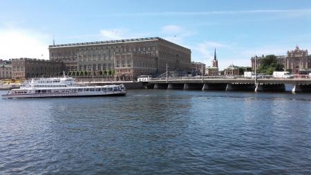 Séjour à Stockholm (Suède) du 20 au 25 juin 2016