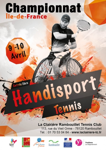 tennis, fauteuil, handisport