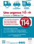 114,numéro d'urgence