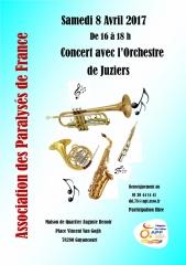 concert, harmonie, Juziers