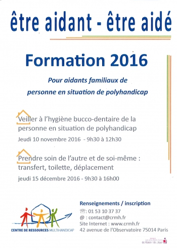 formation,aidants,familiaux,polyhandicap