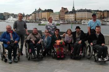 photos, voyage, Stockholm, Suède