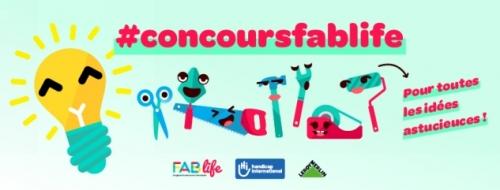 illustration du concours Fab Life 2018
