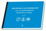 Registre, accessibilité, ERP